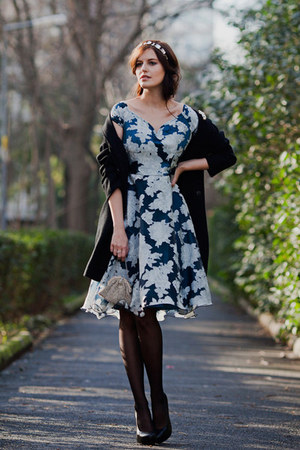 blue Chi Chi London dress