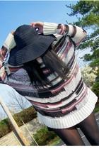 Topshop - Target hat - Dolce Vita shoes