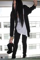 vintage - BDG jeans - Forever 21 - Topshop boots
