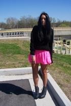 Topshop skirt - Emma Cook