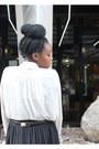 Vera-moda-skirt-new-look-cardigan