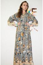 Bronze-unknown-dress