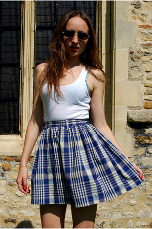 blue Vintaholic skirt