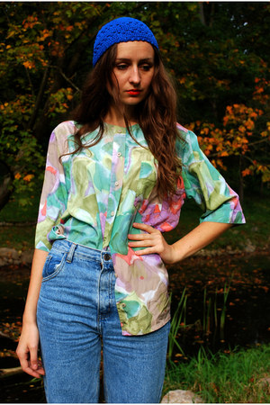 Vintaholic blouse