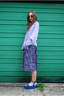 Vintage-70s-skirt-strawberry-flats-vintage-80s-cardigan
