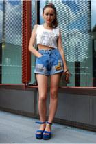 Vintaholic-shorts