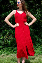 Ruby Red Vintaholic Dresses