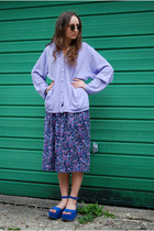 Light Purple Country Collection Skirts