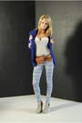 Periwinkle-patterned-shopakiracom-leggings-blue-cuffed-shopakiracom-blazer-o