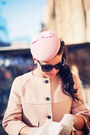 Light-pink-asos-dress-neutral-zara-coat