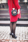 Red-wool-asos-coat-white-asos-scarf-black-aldo-bag-black-diavolina-heels