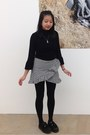 Black-creepers-shoes-black-h-m-sweater-black-ruffled-zara-skirt