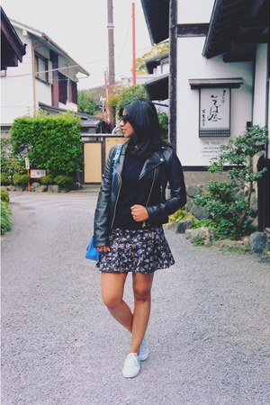 black Azul by Moussy jacket