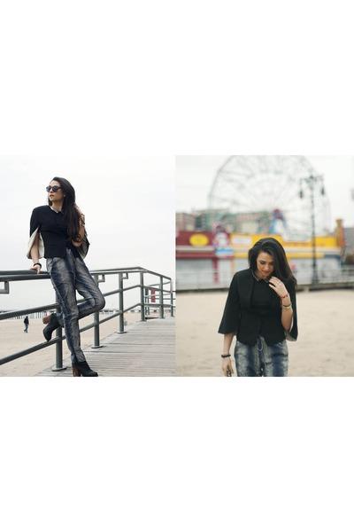 The Line & Dot blazer - Sincerely ALC pants