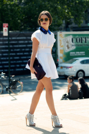 vintage dress X dress