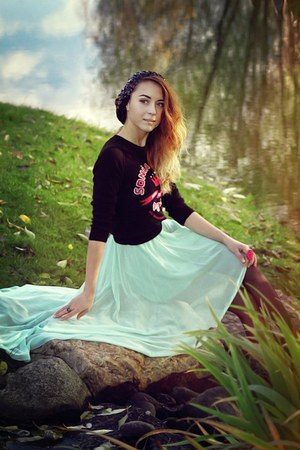 assymetric inlovewithfashion dress