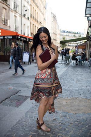 flowy Kersh dress