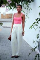 H&M pants - hoss top