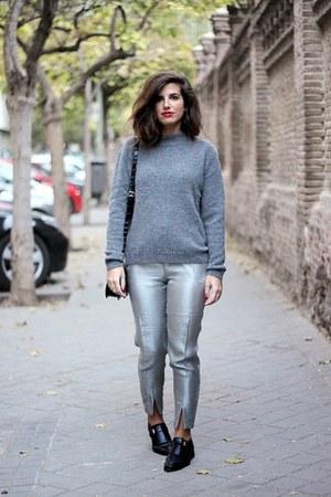 silver Bimba & Lola sweater