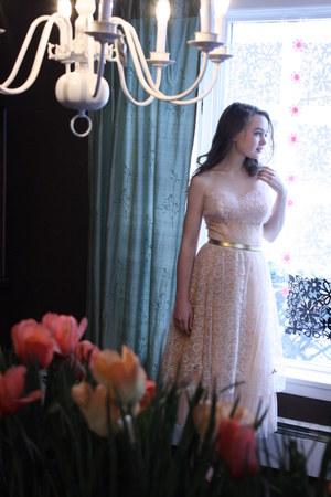 light pink vintage party Wallflower Vintage dress