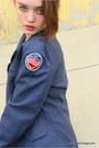 Navy-levis-jeans-navy-wallflowervintagecom-jacket-bubble-gum-own-heels