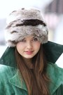 Dark-green-wallflower-vintage-coat-silver-wallflower-vintage-hat