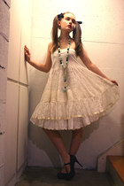off white Wallflower Vintage skirt - ivory Wallflower Vintage skirt