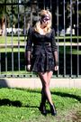 Black-vintage-skirt-black-forever-21-shoes-black-diy-blazer-gray-target-ti