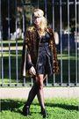 Black-vintage-skirt-black-forever-21-shoes-black-diy-blazer-gray-target-ti