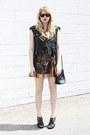 Brown-vintage-by-we-move-vintage-dress-black-vintage-by-we-move-vintage-purse-