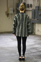 Dark Green Vintage Sweaters