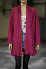 Magenta-vintage-jacket