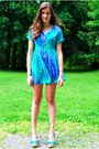 Turquoise-blue-vintage-native-heart-dress-turquoise-blue-target-wedges