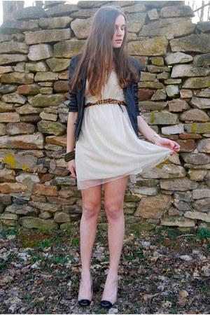 eggshell glitter tulle Ruttish Clothing dress