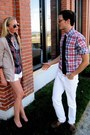 Maroon-j-crew-shirt-brick-red-j-crew-shirt