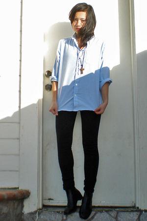 Wetseal pants - Kids Thrifted shirt