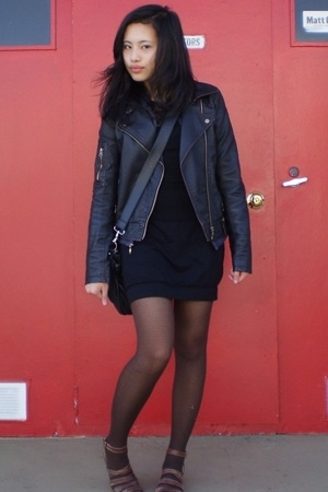 Urban Outfitters jacket - Musa dress