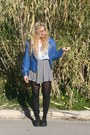 Creepers-shoes-vintage-jacket-h-m-skirt-present-of-bali-t-shirt