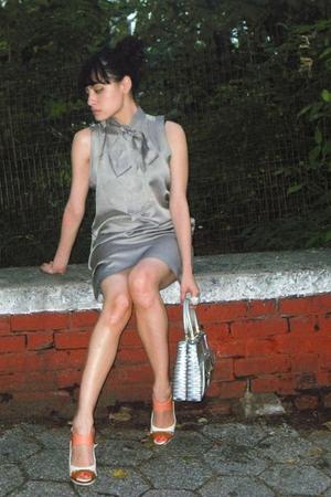Club Monaco dress - Bakers shoes