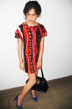H&M dress - Macys shoes