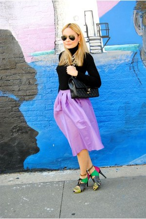 WhatWouldVWear skirt