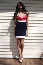 Forever21 dress - Aldo heels