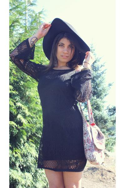 crochet Nasty Gal dress