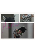 black pants - black Bright Ideas hat - white Jewels top