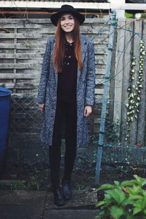 casual Bershka coat
