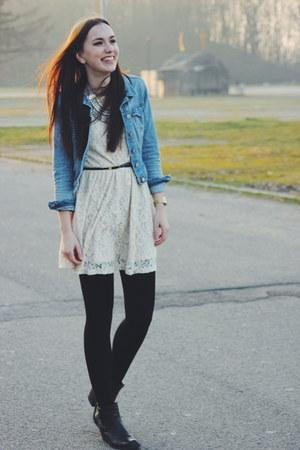 jeans H&M jacket