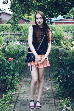 casual style moi shorts