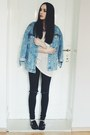 Denim-zara-jacket