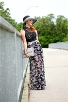 black Vedette Shapewear bodysuit - black Nygard hat