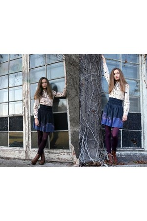 zara  DIY skirt